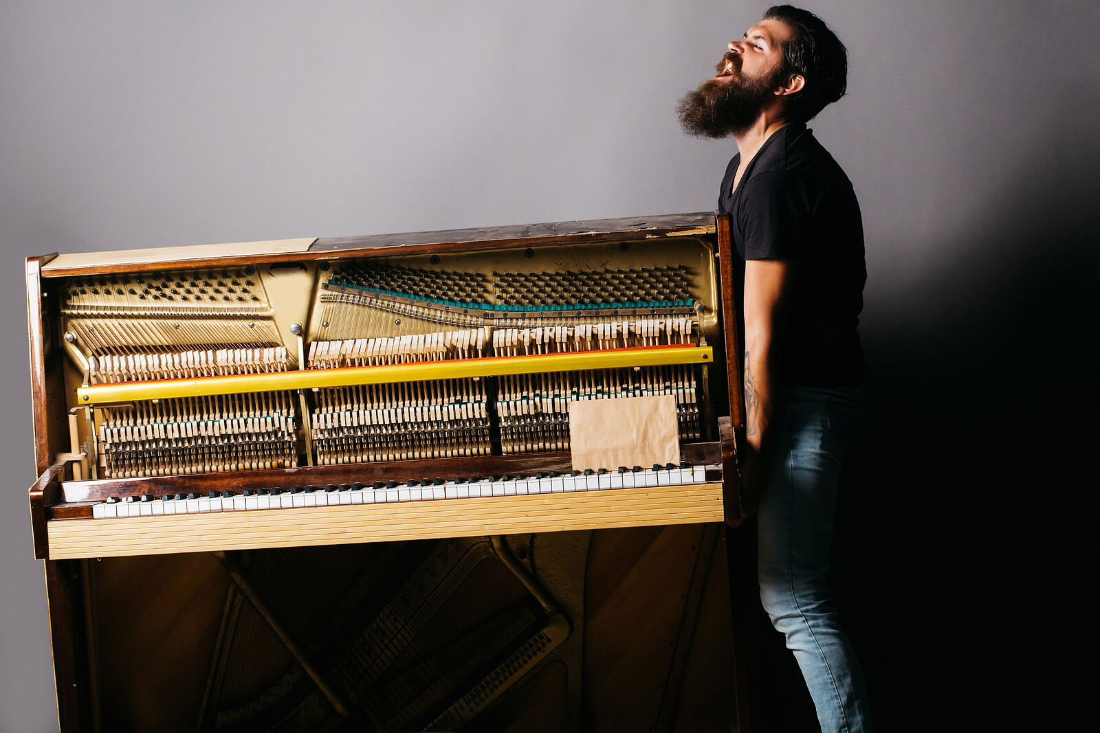 Read Article: Keys to Moving Your Piano