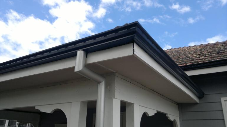 View Photo: Gutter and downpipe renewal perth