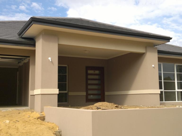 View Photo: New housing work perth