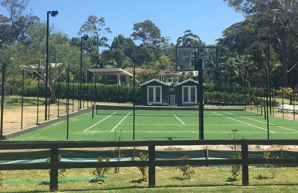 Read Article: How to Build a Synthetic Grass Tennis Court