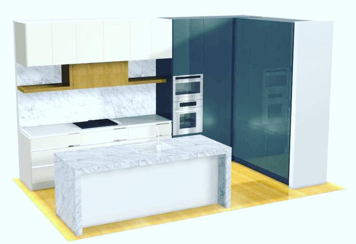 View Photo: Contemporary Kitchen