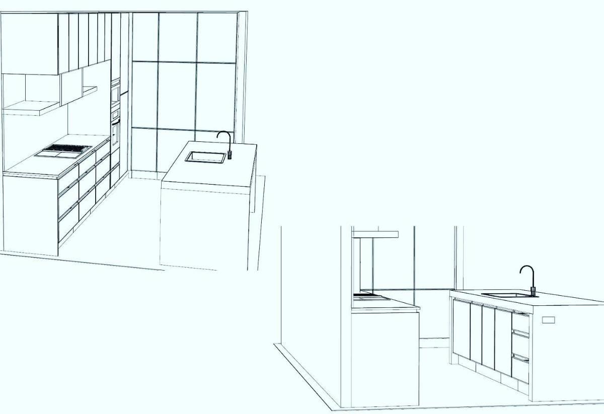 View Photo: Townhouse development kitchen