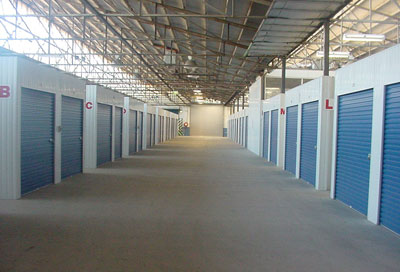 View Photo: Undercover Storage Units with Vehicle Access