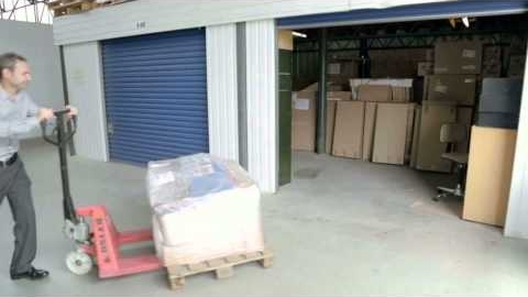 Watch Video: Business Services - Self Storage 2000