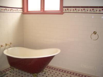 View Photo: Tessellated Federation Bathroom Tiling