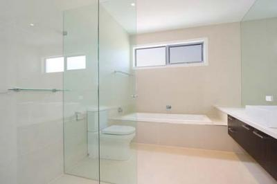 View Photo: Tiling with Bathroom Wall Fixtures