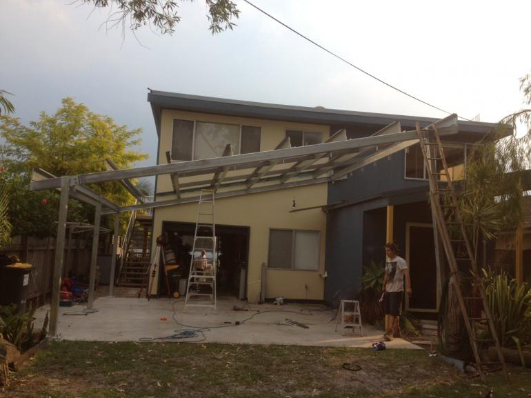 View Photo: Car Port Addition