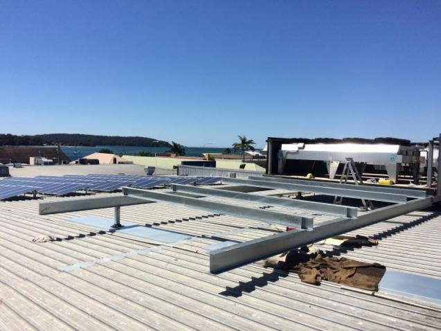 View Photo: Condensor Deck Extension