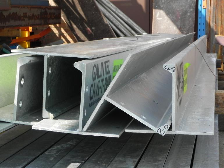 View Photo: Fabricated Lintels