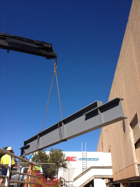 View Photo: Lifting Beam