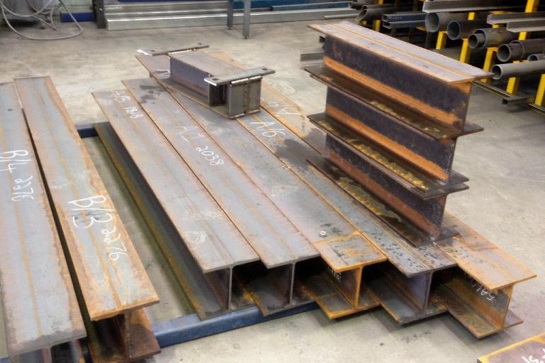 View Photo: Steel Cut to Size