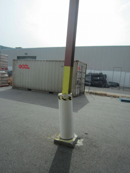 View Photo: Damaged Column Support