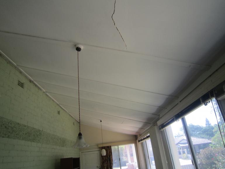 View Photo: Sagging Ceiling