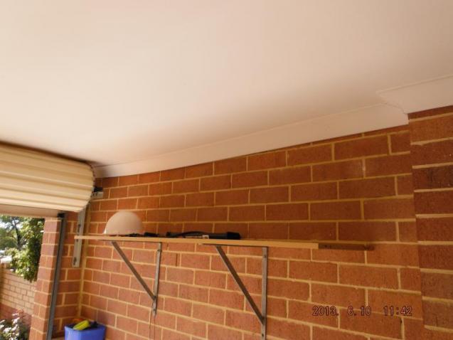 View Photo: Sagging Garage Ceiling