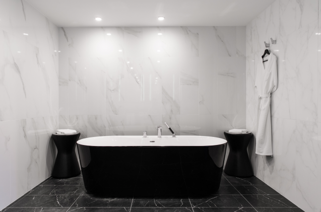 Read Article: Design Ideas for a Minimalist Bathroom of Your Dreams