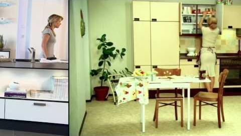 Watch Video : The Hettich -  Todays Kitchen