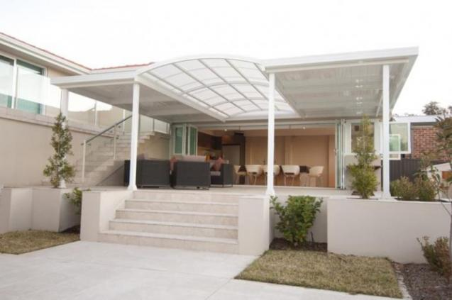 View Photo: Adding depth and layers to your outdoor entertaining space