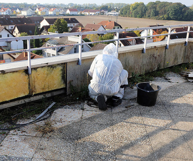 View Photo: Asbestos Removal done right!