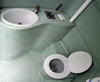 View Photo: Fresh Water Flush Toilet