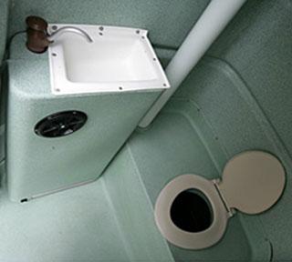 View Photo: Open Closet Toilet