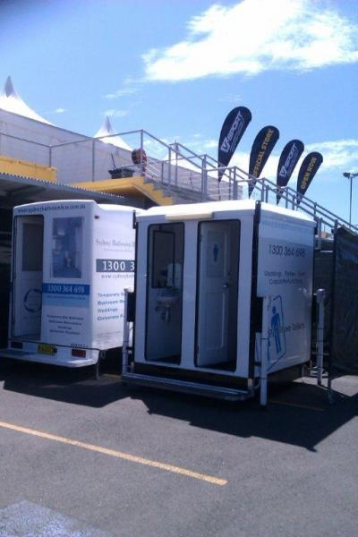 View Photo: Top Gear Australia - Bathroom Hire