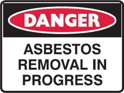 View Photo: Asbestos removal in progress