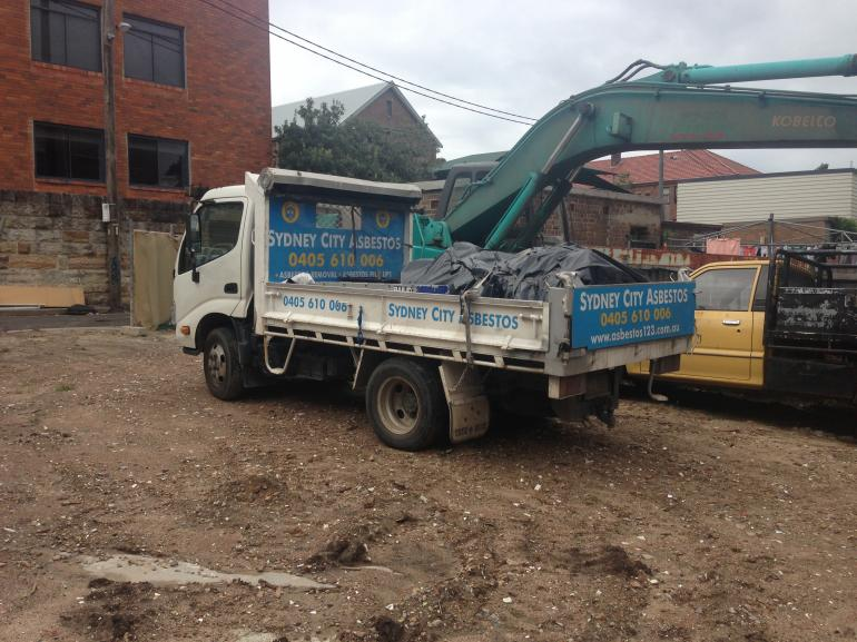 View Photo: Asbestos Removal Sydney CIty