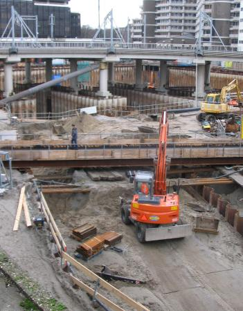 Bridge Excavation and Demolition Sydney