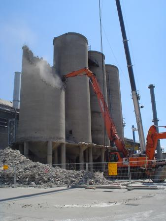 View Photo: Sydney - Industrial Demolition : Factory Demolition Sydney