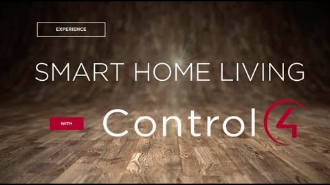 Watch Video: Experience Smart Home Living with Control4 Home Automation by TSHX