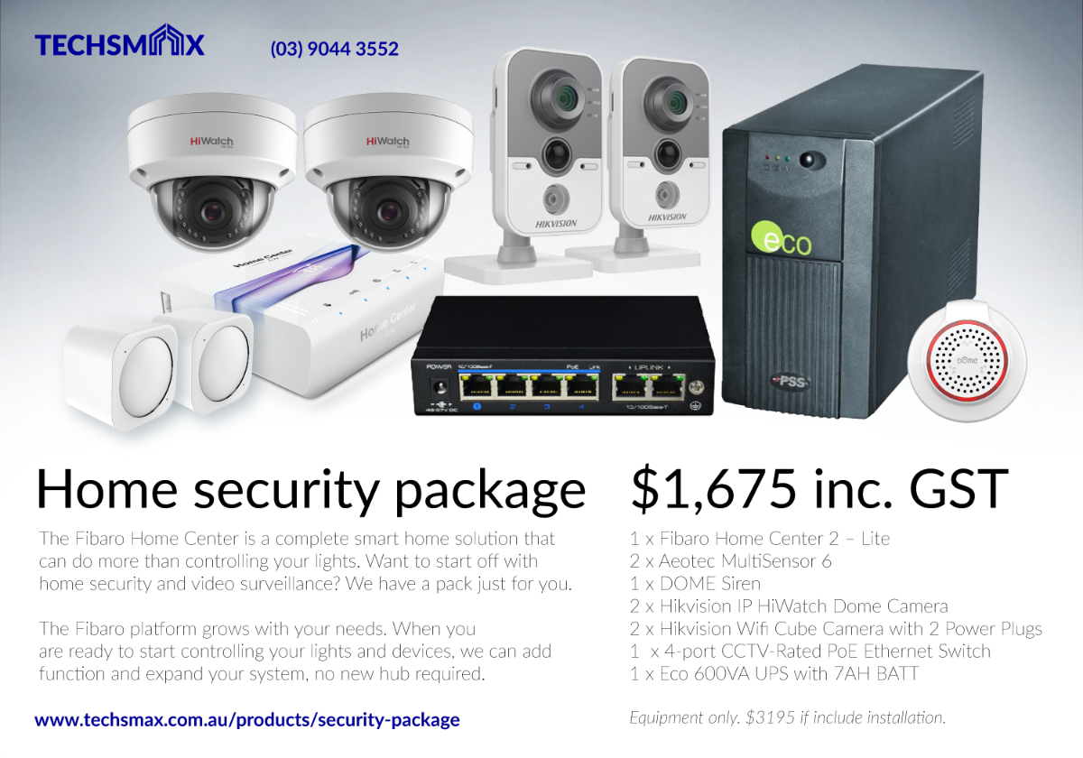 View Photo: Security-package