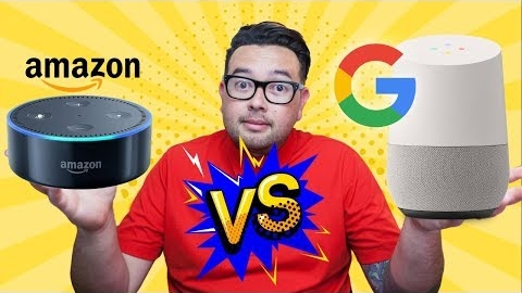 Watch Video: Google Home vs Amazon Echo