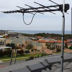 View Photo: Residential TV aerial installation