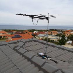 View Photo: Residential TV antenna installation