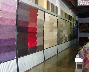 View Photo: Colourwall of Carpets