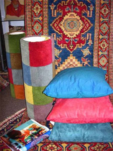 View Photo: Rugs, Cushions & Artistic Accessories