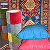 Rugs, Cushions & Artistic Accessories