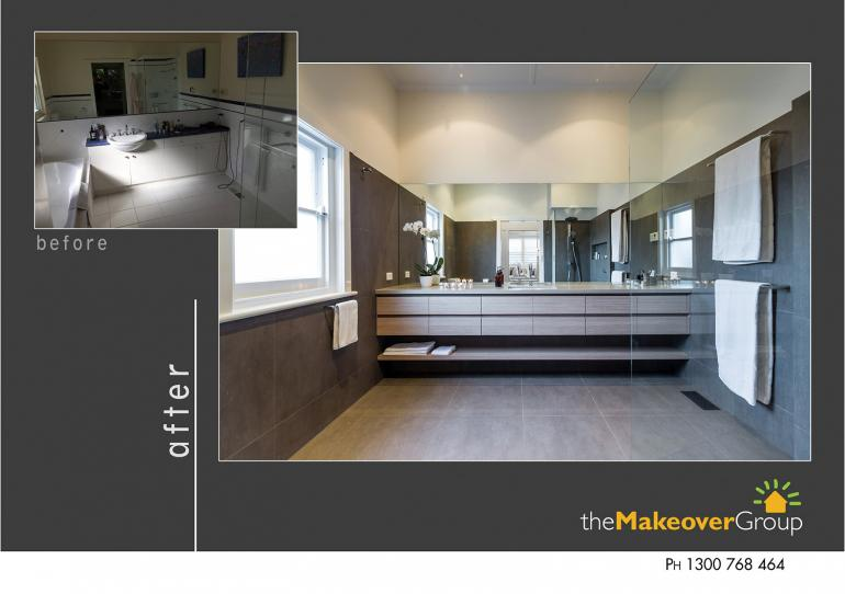 View Photo: Camberwell Bathroom Renovation Before and After