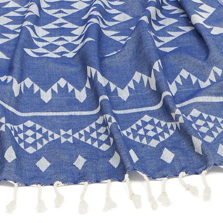 View Photo: Aztec Denim - Blue - $64.95