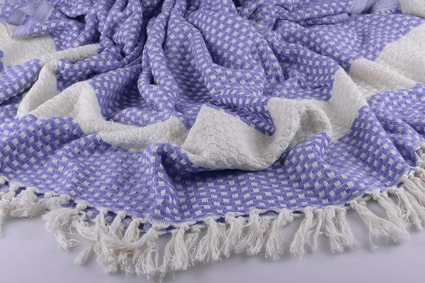 View Photo: Thorber Cotton Blanket - $165