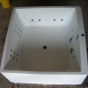 Freestanding Square Spa