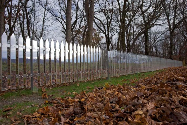 Read Article: 5 of the Most Impressive Fences in the World