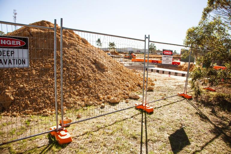 Temporary Fencing in Australia