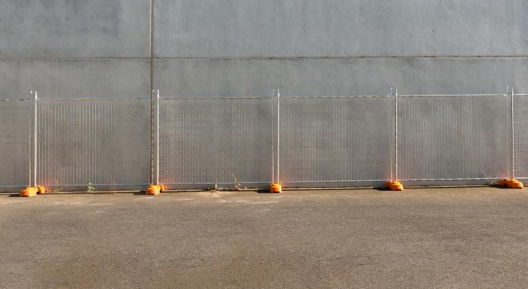 View Photo: Temporary Fencing