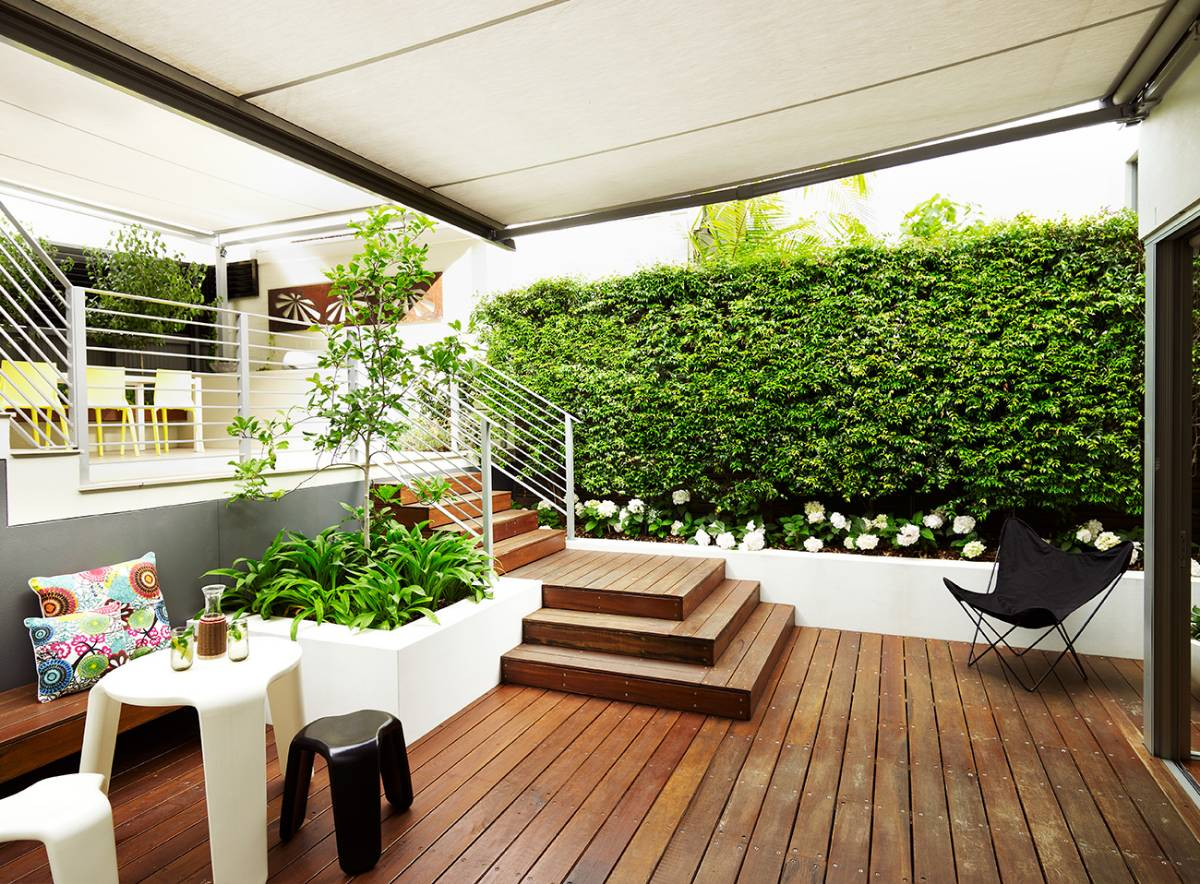 View Photo: Rozelle functional garden