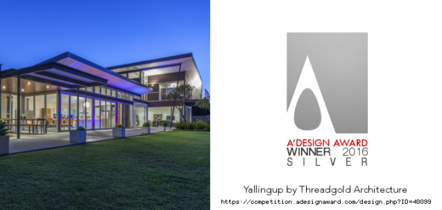 Read Article: Yallingup Eco House wins design award