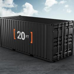 View Photo: 20ft Shipping Containers