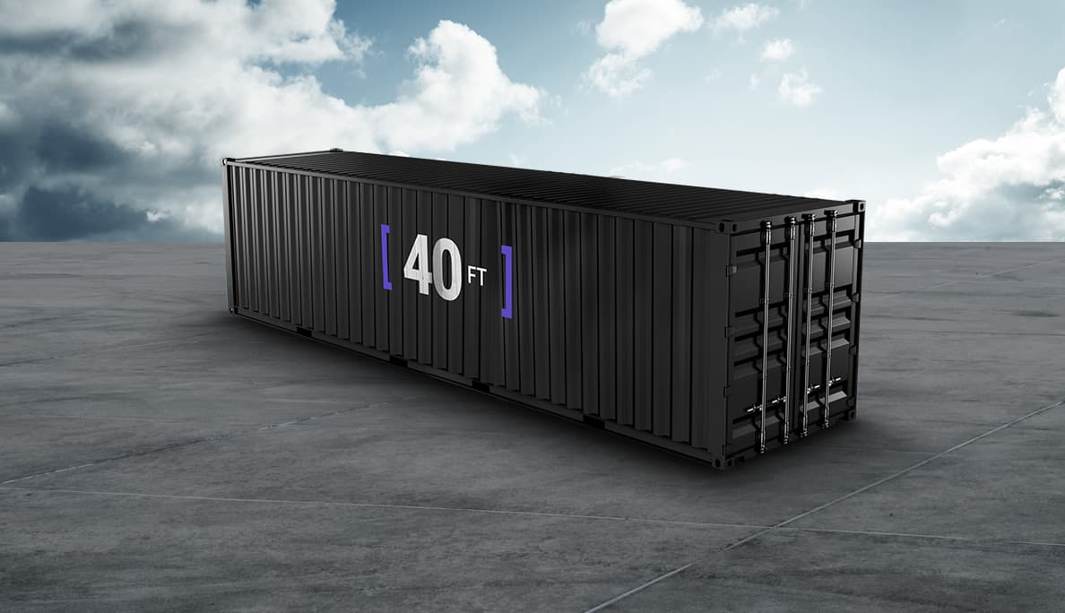 View Photo: 40ft Shipping Containers