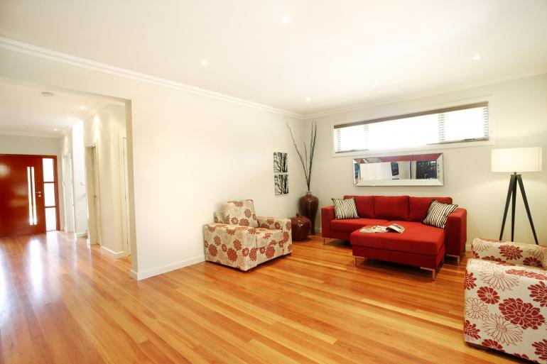 View Photo: Blackbutt timber flooring