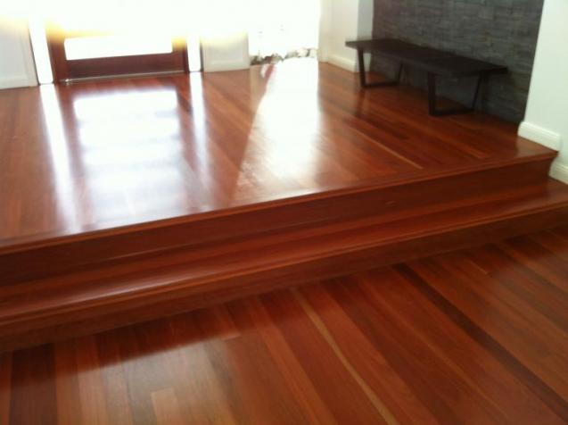 View Photo: Grey Gum timber flooring